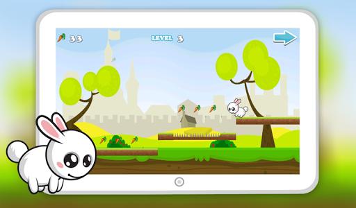 Tom Bunny Run Dash screenshot 4