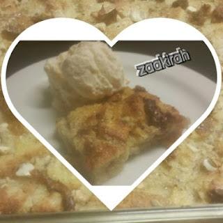~ Classic Bread Pudding ~