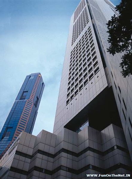 Photo: Singapore-Buildings