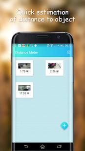 Distance Meter NoAd - náhled