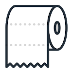 Flush - Crowdsourced Toilets Icon
