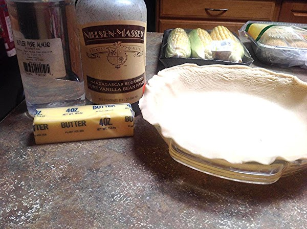 Remove from heat, add in both extracts, and 3 tablespoons of butter, continue to...