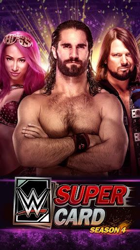 WWE SuperCard u2013 Multiplayer Card Battle Game 4.5.0.324919 Screenshots 1
