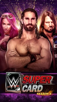 WWE SuperCard apk screenshot