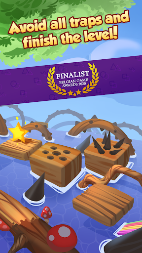 Rebound: a Puzzle Adventure apktreat screenshots 2