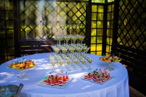Зал для свадьбы в Парк Отель «ZVENIGOROD» за городом в Подмосковье 2