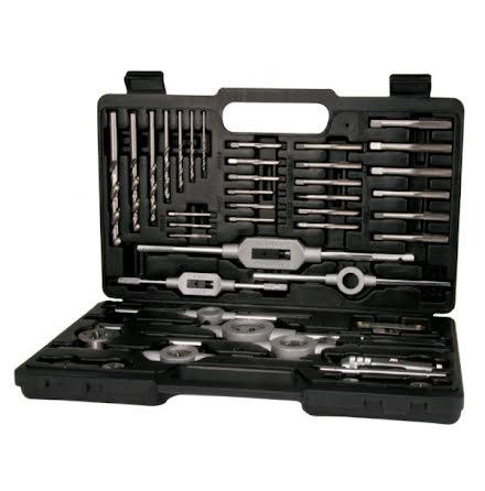 Gängverktygssats 46 delar