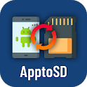 APPtoSD - Moving Applications to SD Card icon