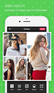 Photo Grid – Make Photo Collage & Photo Art