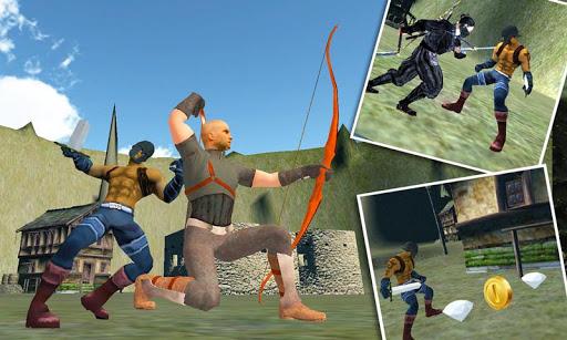 サムライ戦士アサシンの3D