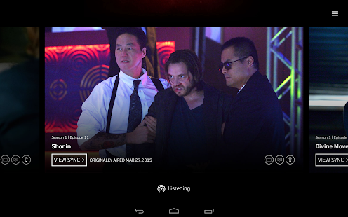 Syfy Sync- screenshot thumbnail