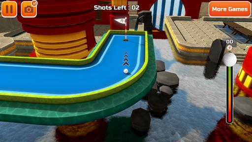 Mini Golf 3D City Stars Arcade - Multiplayer Game for PC