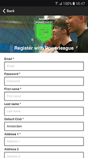 Powerleague 5-a-side Football- screenshot thumbnail