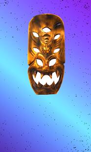 hrůza maska fotomontáž - náhled