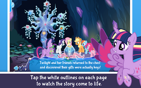 My Little Pony Twilight Reigns- screenshot thumbnail