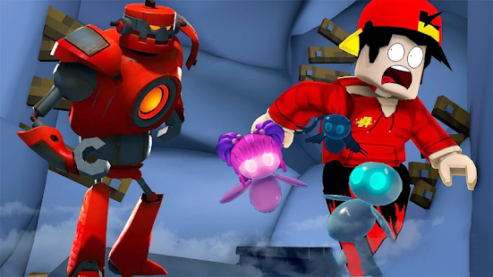 Roblox Robots Obby Escape Roblx Army Robots City Mod Apps On Google Play