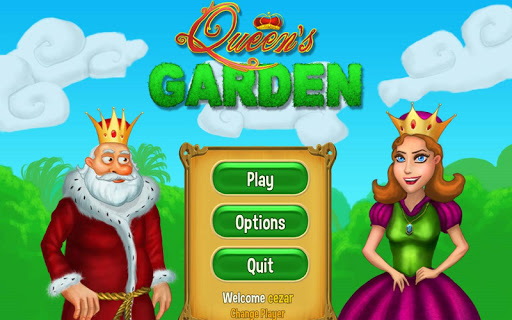 Queen's Garden screenshot 5