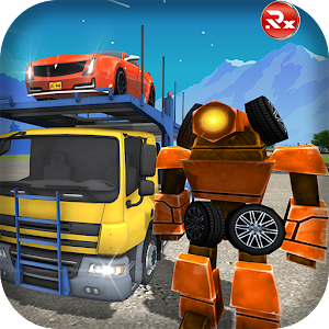 Car Robot Transporter Truck for PC and MAC