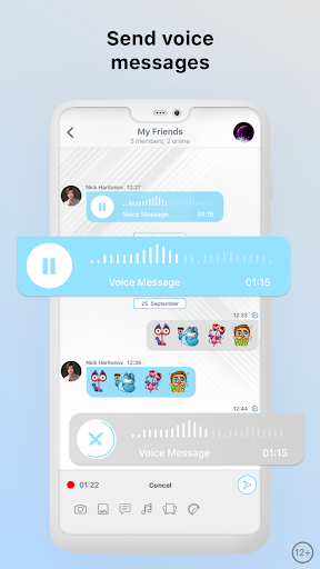 Download Funtome Messenger on PC & Mac with AppKiwi APK