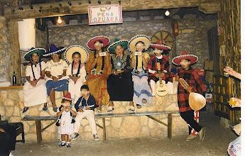 "Photo: 2001 ""Viva México"""