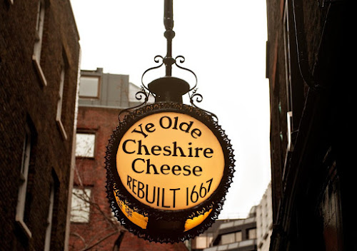 Photo Ye Olde Cheshire Cheese