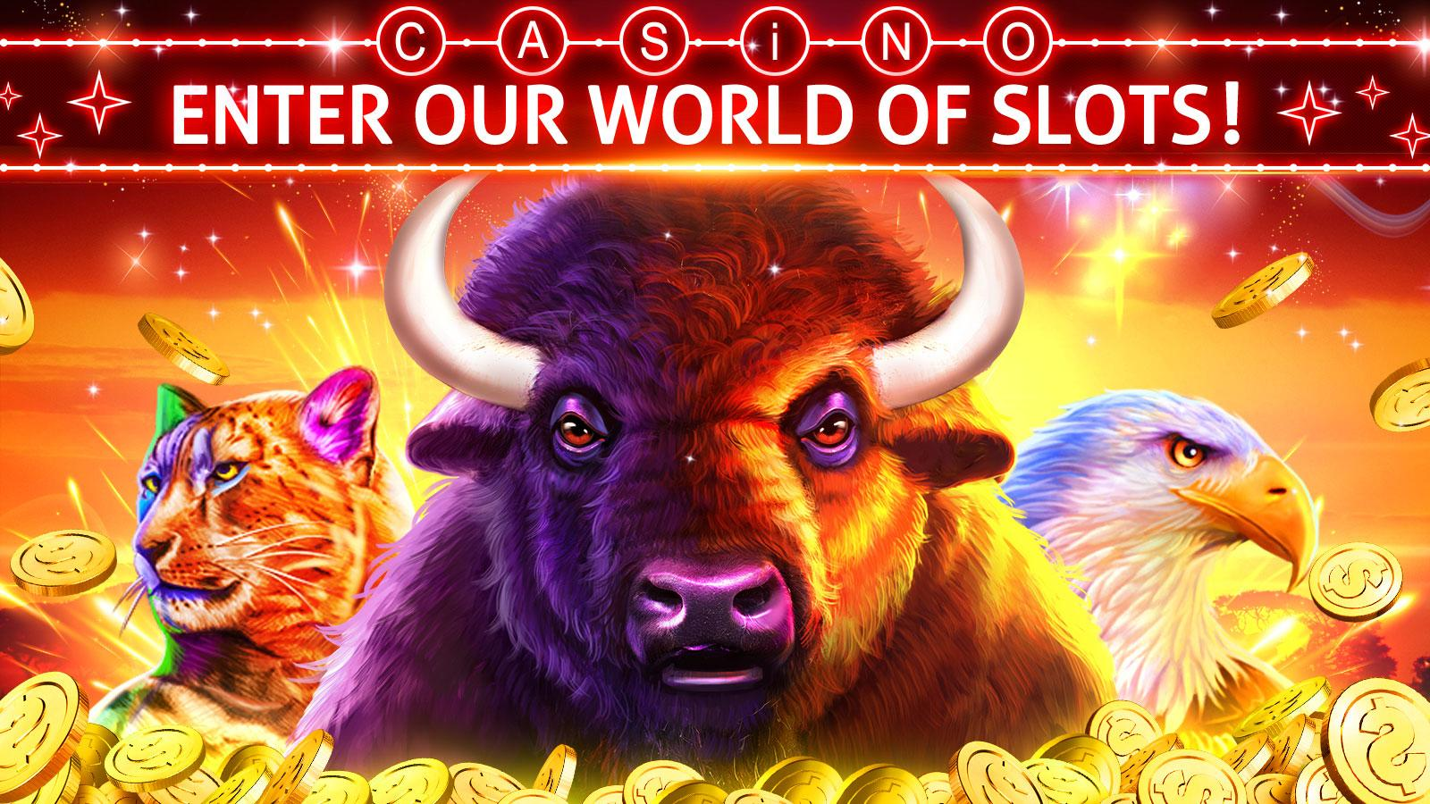 free casino games buffalo