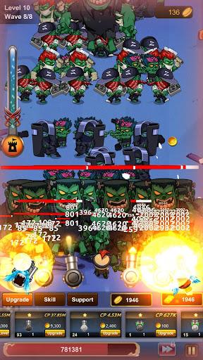 Zombie Idle Defense screenshots 2