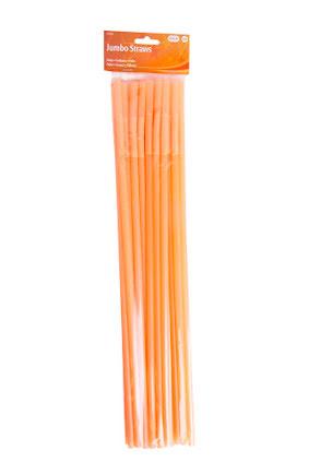 Sugrör neon, orange