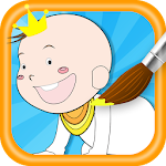 Royal Baby Coloring Icon
