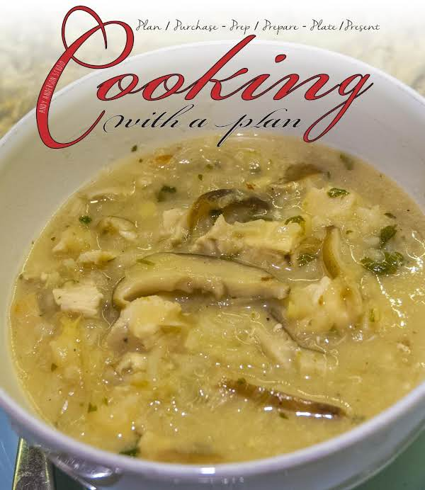 Soup Essentials: Chicken Soup With Ginger Recipe