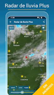 Tiempo & Radar Pro – previsión y alertas 2
