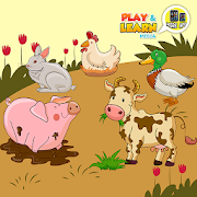 Animals Puzzle for Little Kids