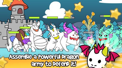 Doodle Dragons - Dragon Warriors 1.0 {cheat hack gameplay apk mod resources generator} 2