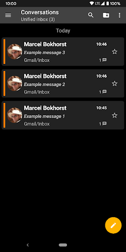 FairEmail - open source, privacy oriented email 1.1271 screenshots 5