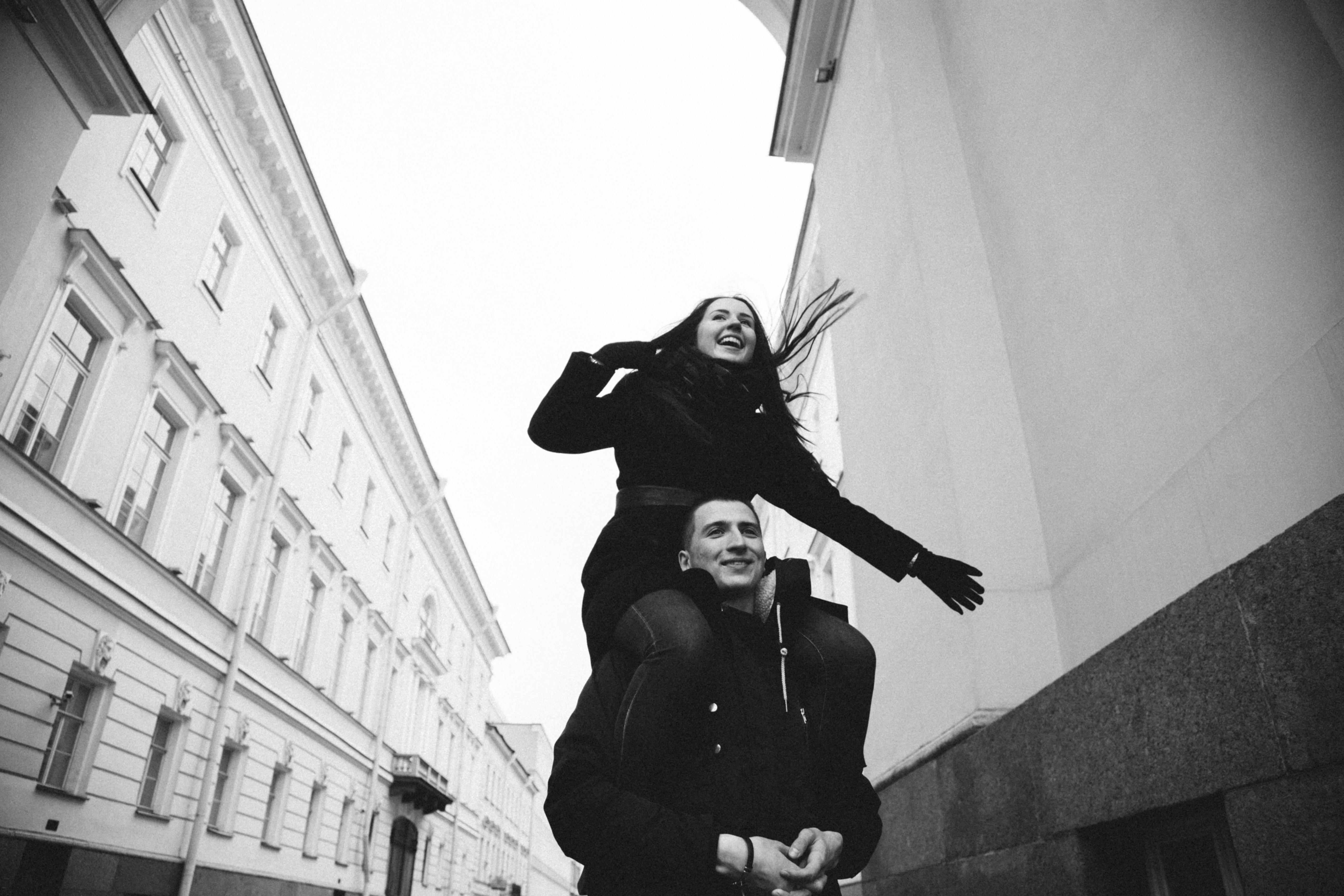 Дарья Снежина в Екатеринбурге
