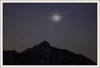 Photo: Der Tag geht schlafen  .. time 19:13 Jupiter (12:00) ist das Planeten-Highlight im Oktober.  PENTAX K-7 ISO 800 Belichtung 15.0 Sek. Blende f/1.4 Brennweite 50mm Datum und Uhrzeit  2011:Oktober:29    19:13:31 -----O----- Jupiter ist das Planeten-Highlight im Oktober. Der Gasplanet Jupiter gelangt am 29. Oktober  in Opposition und leuchtet dadurch nahezu die ganze Nacht  über unübersehbar hell.