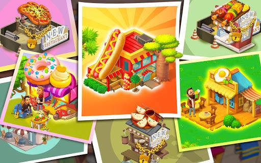 Tasty Kitchen Chef: Crazy Restaurant Cooking Games apkmr screenshots 6