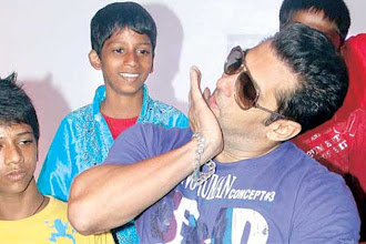 Photo: Indians don't need superheroes, says Salman Khan http://t.in.com/bq7A