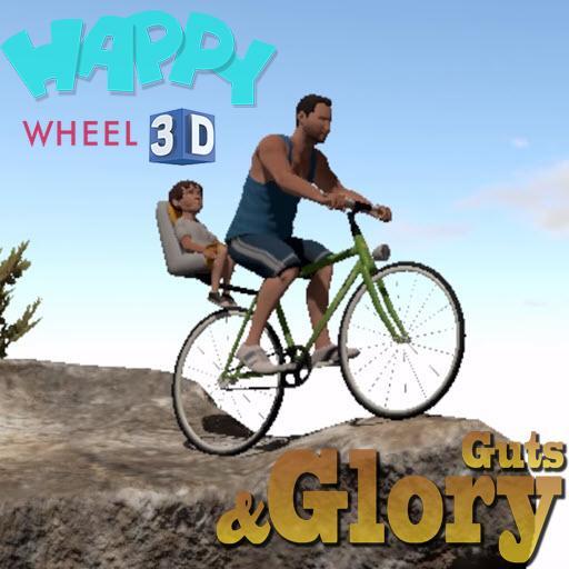 happy wheels 3d download
