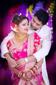 Wedding Couple Album Of Photographer Bijit Chakraborty In Siliguri