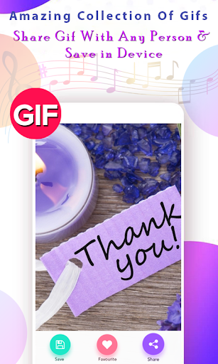 Thank You Gif App Report on Mobile Action - App Store Optimization
