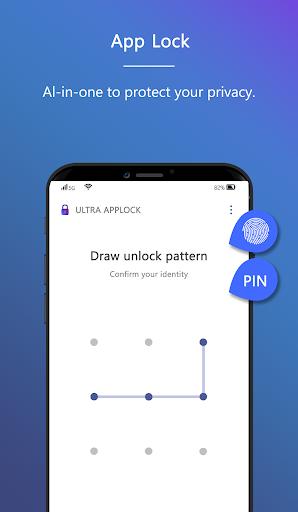 Ultra AppLock-Ultra AppLock protects your privacy. 1.0 screenshots 1