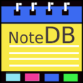 NoteDB(notepad,database,DBMS)