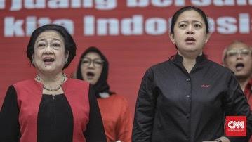 Taruhan Tinggi PDIP Usung Puan Saat Elektabilitas Mandek