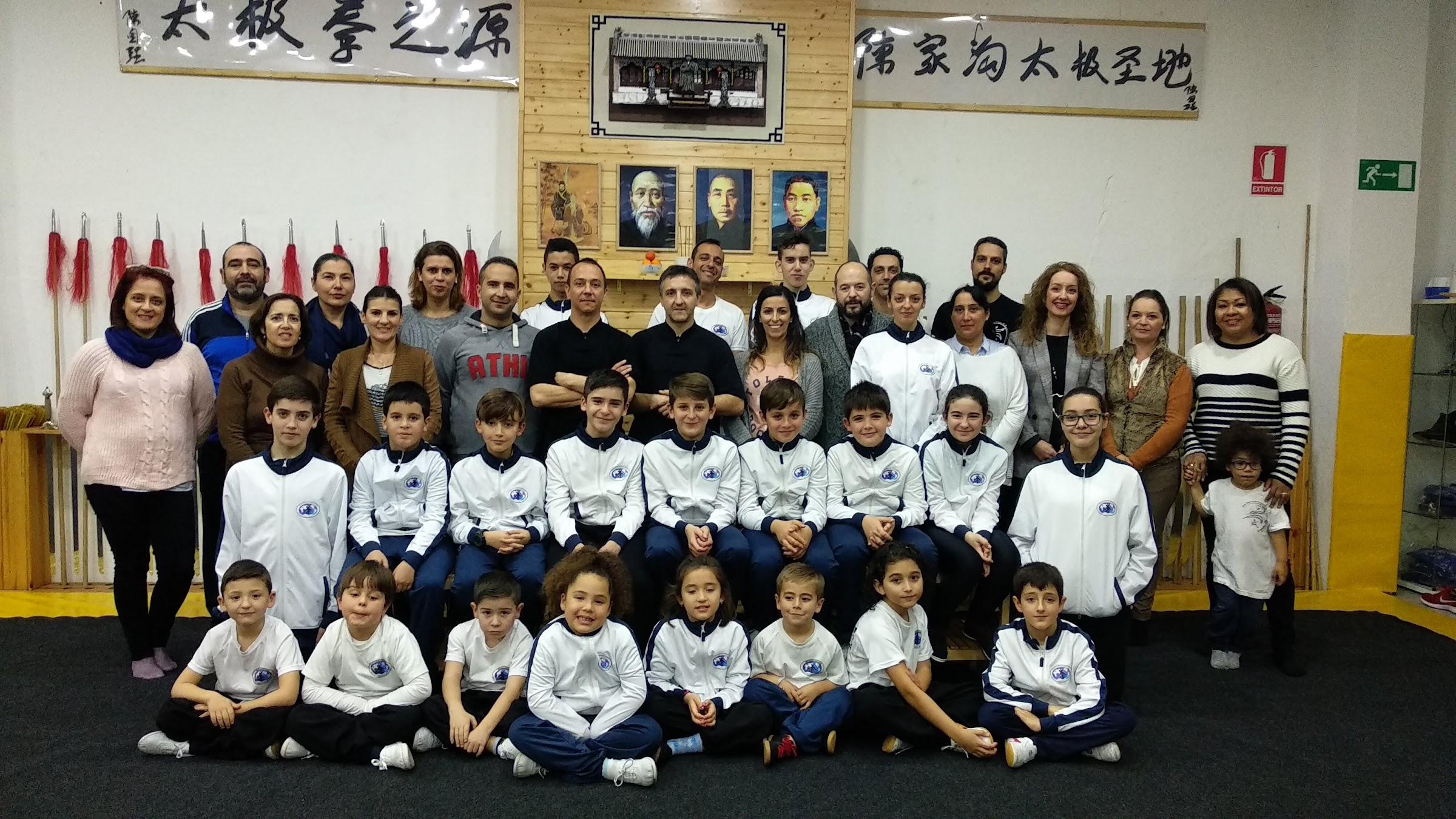 La escuela Chen Shi Taiji Spain de Algeciras participará en el VI Campeonato de Wushu
