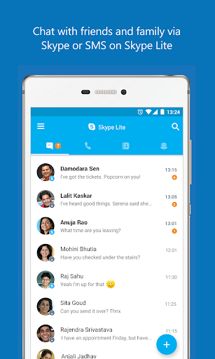Skype Lite – Chat & Video Call v1.13.0.27905-release