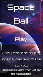 Space Ball- screenshot thumbnail