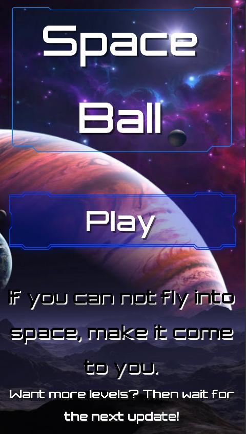 Space Ball- screenshot
