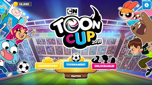 Toon Cup 2018 - Cartoon Network's Football Game for PC