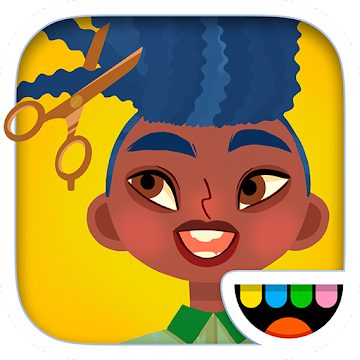 Toca Hair Salon 4 MOD APK 1.3.1-play (Free Shopping)